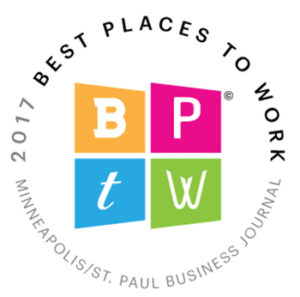 Minneapolis St. Paul Business Journal Best Places to Work Fredrikson & Byron