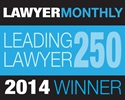 Lawyer Monthly Leading Lawyer 2014 Winner